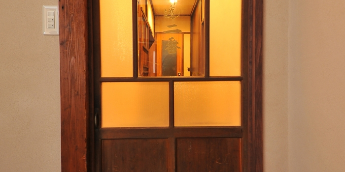 椎名町の古民家