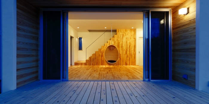 川越の住宅竣工写真